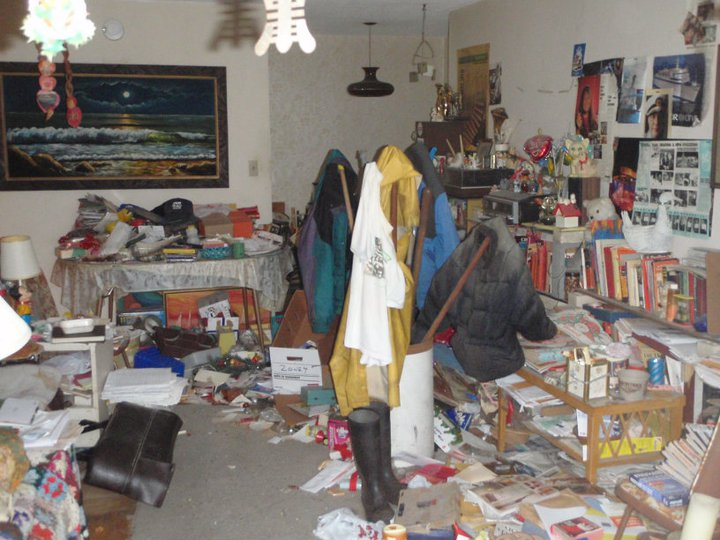 A Hoarders Paradise