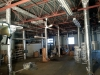 The mezzanine of the warehouse slated for demo.