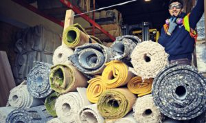 carpet recycling vancouver