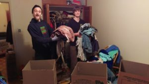 clothing donation vancouver
