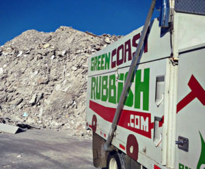 drywall pile recycling