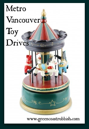 vancouver toy drive