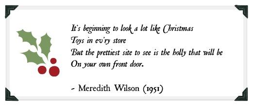 its beginning to look a lot like christmas lyrics