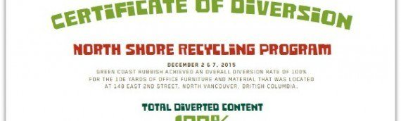 Green Coast in Action: North Shore Recycling Program Zero Waste Project