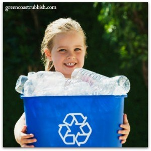 4 Tips to Get Your Kids Recycling