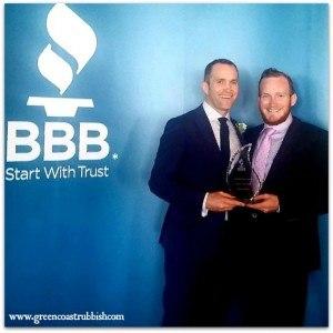 BBB Torch Awards Green Award 2016