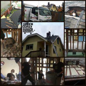 chimney demolition and deconstruction team