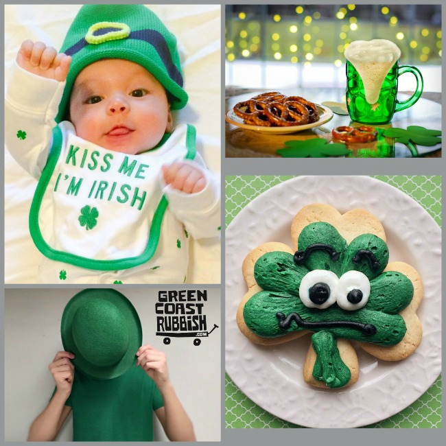 Eco Friendly St. Patrick's Day