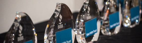 Green Coast Team Wins BBB Torch 2018 Green Award