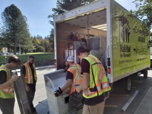 UBC Appliance Removal