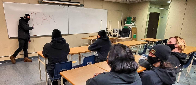 Argyle Classroom